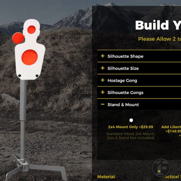 Build Your Own Steel Target System